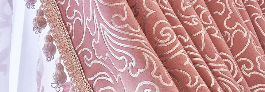 Пошив штор классического стиля