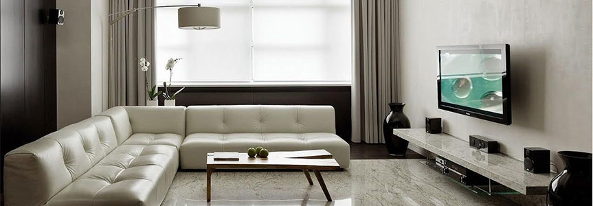 Ткани для штор в современном стиле