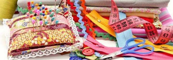Швейная фурнитура для пошива одежды, обуви, кожгалантереи