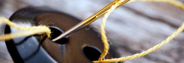 Пуговицы, нитки, молнии и другая швейная фурнитура