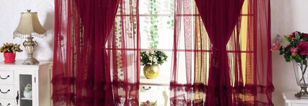 Пошив штор для кухни или столовой