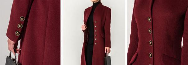 Пошив модельных женских пальто на заказ