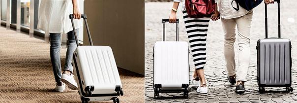 Ремонт чемоданов: замена колёс, ручек, замков